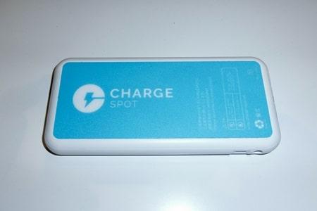 ChargeSPOT(チャージスポット)|モバイルバッテリー